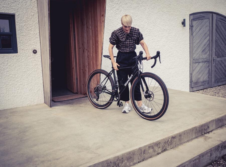 Custom Dream Bike and Owner