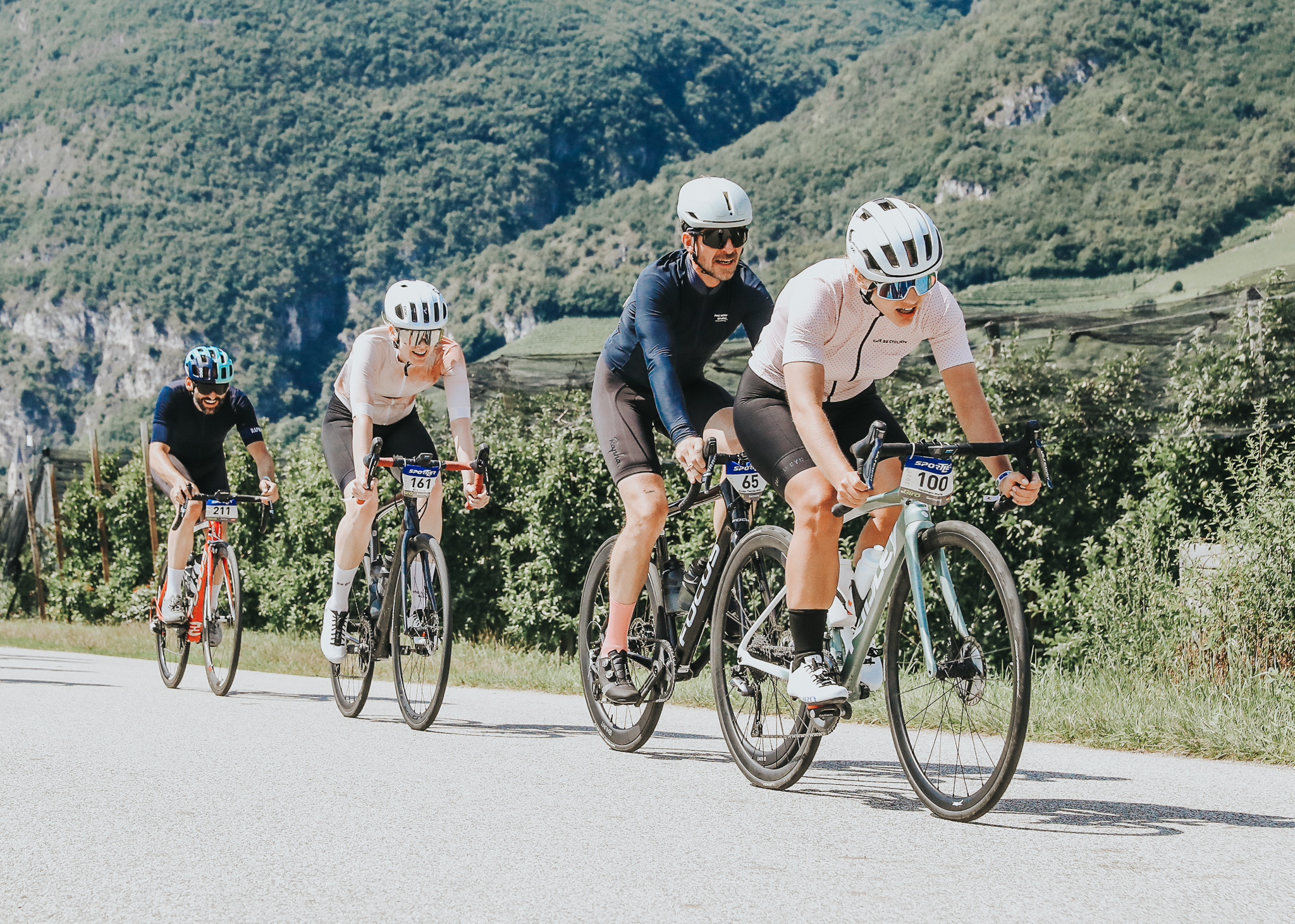Giro delle Dolomiti Zeitfahren