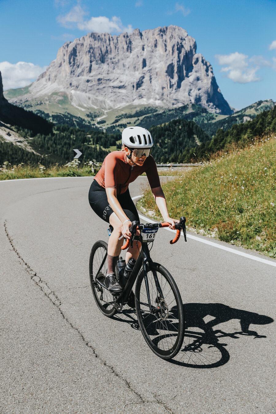 Giro delle Dolomiti Königsetappe Sella Ronda